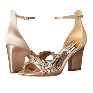 Badgley Mischka Women's Laraine Heeled Sandal